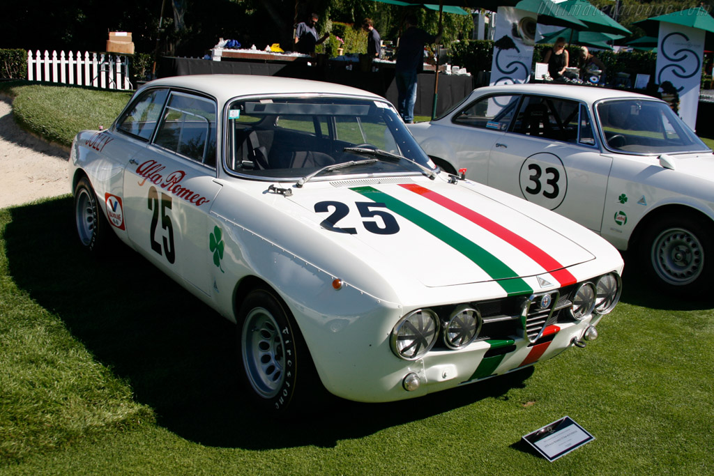 Alfa Romeo Giulia GTAm - Chassis: AR1382607 - Entrant: Fred Della Noce  - 2013 The Quail, a Motorsports Gathering