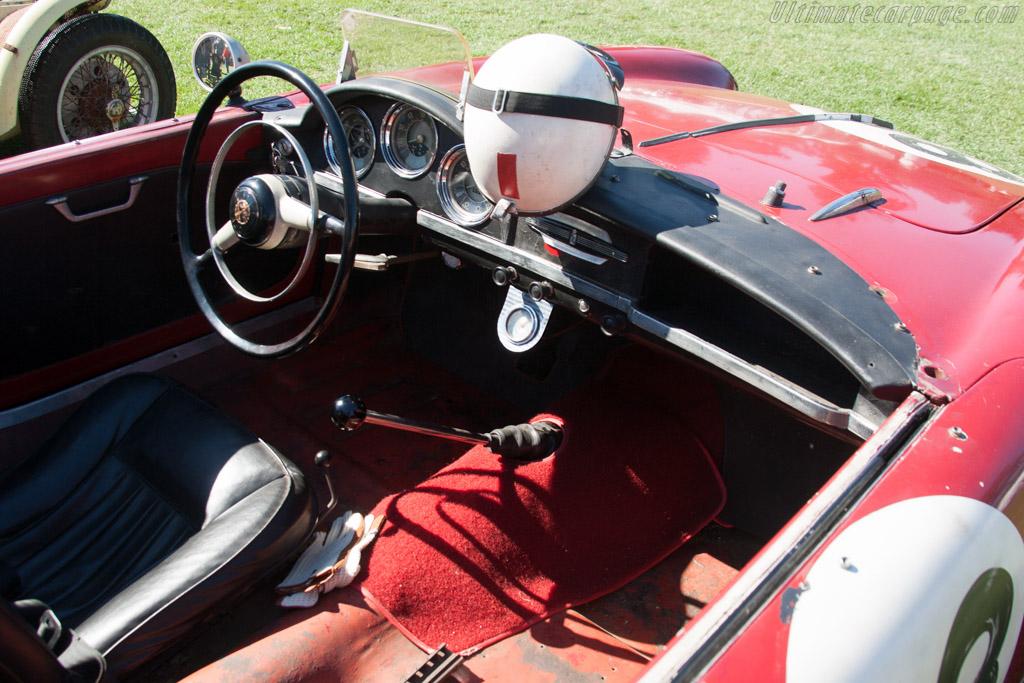 Alfa Romeo Giulietta Spider Veloce - Chassis: AR1495.03327 - Entrant: Adrian Squadra Corse  - 2013 The Quail, a Motorsports Gathering