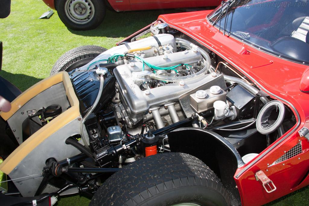 Alfa Romeo TZ2 - Chassis: AR750106 - Entrant: The William Lyon Family  - 2013 The Quail, a Motorsports Gathering