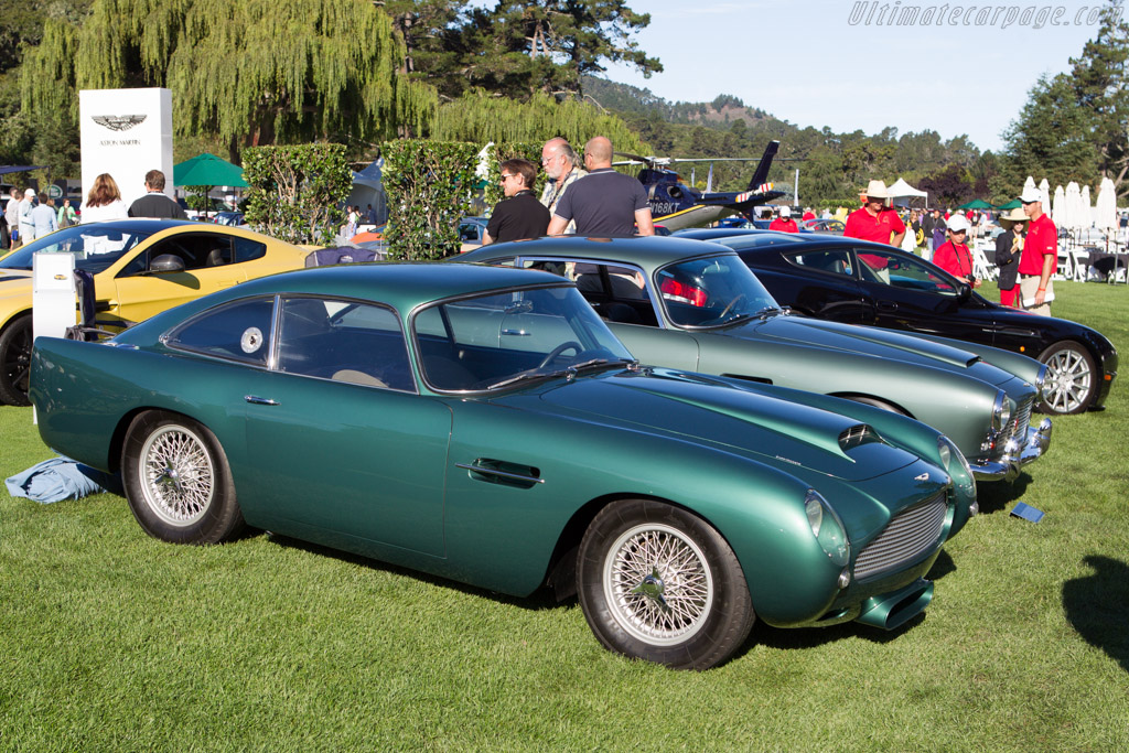 Aston Martin DB4 GT - Chassis: DB4GT/0150/R - Entrant: Terry Hefty  - 2013 The Quail, a Motorsports Gathering
