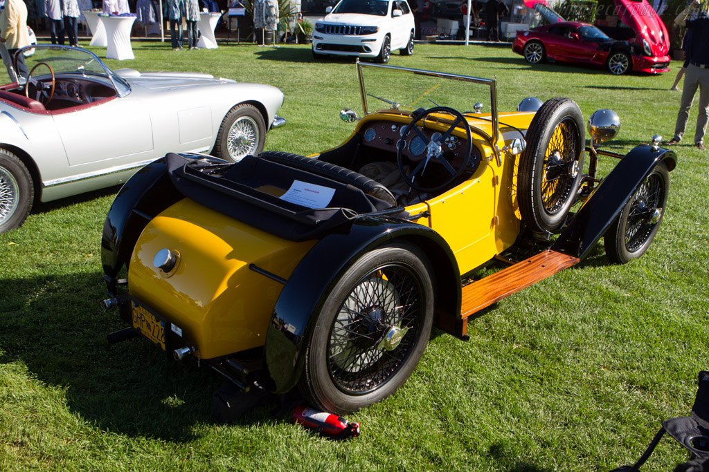 Aston Martin T Type - Chassis: TS10 - Entrant: Mallya Collection  - 2013 The Quail, a Motorsports Gathering