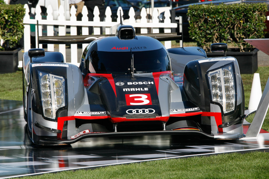 Audi R18 ultra    - 2013 The Quail, a Motorsports Gathering