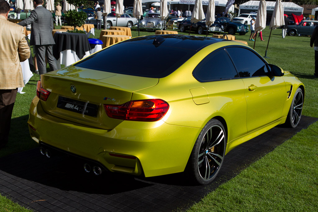 BMW M4 Concept  - Entrant: BMW Group  - 2013 The Quail, a Motorsports Gathering
