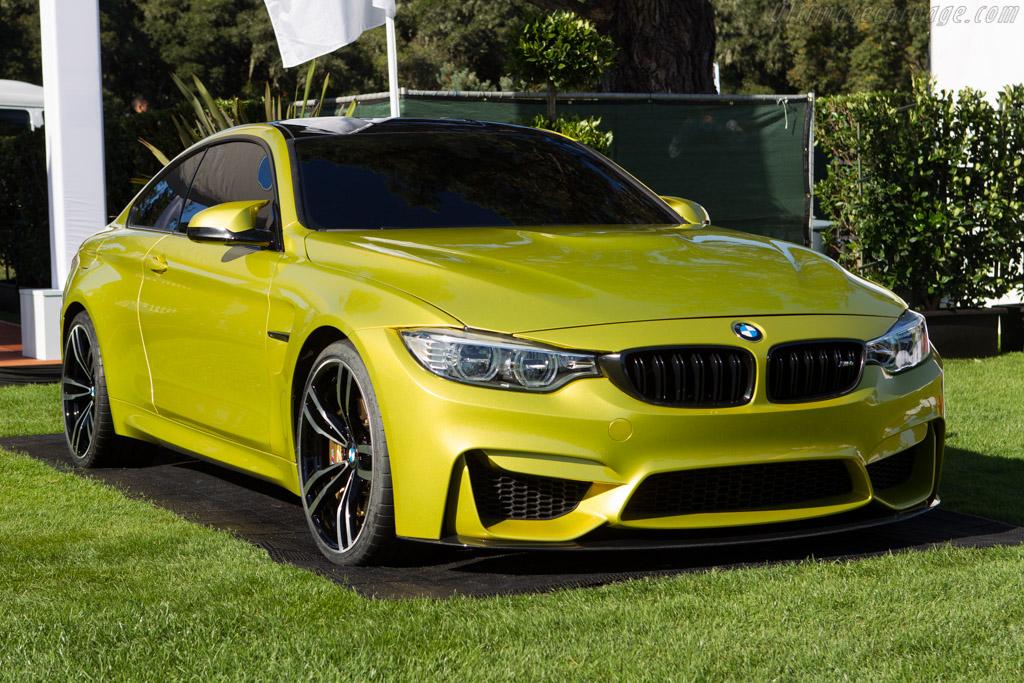 BMW M4 Concept  - Entrant: BMW Group  - 2013 The Quail, a Motorsports Gathering