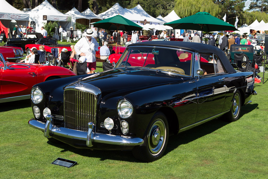 Bentley Continental S2 Drophead Convertible  - Entrant: Bob & Christine Cuevas  - 2013 The Quail, a Motorsports Gathering