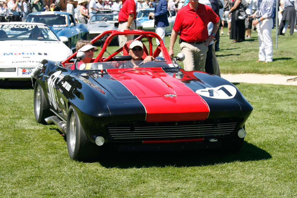 Chevrolet Corvette - Chassis: 40867S106991 - Entrant: Jerry Golnick  - 2013 The Quail, a Motorsports Gathering