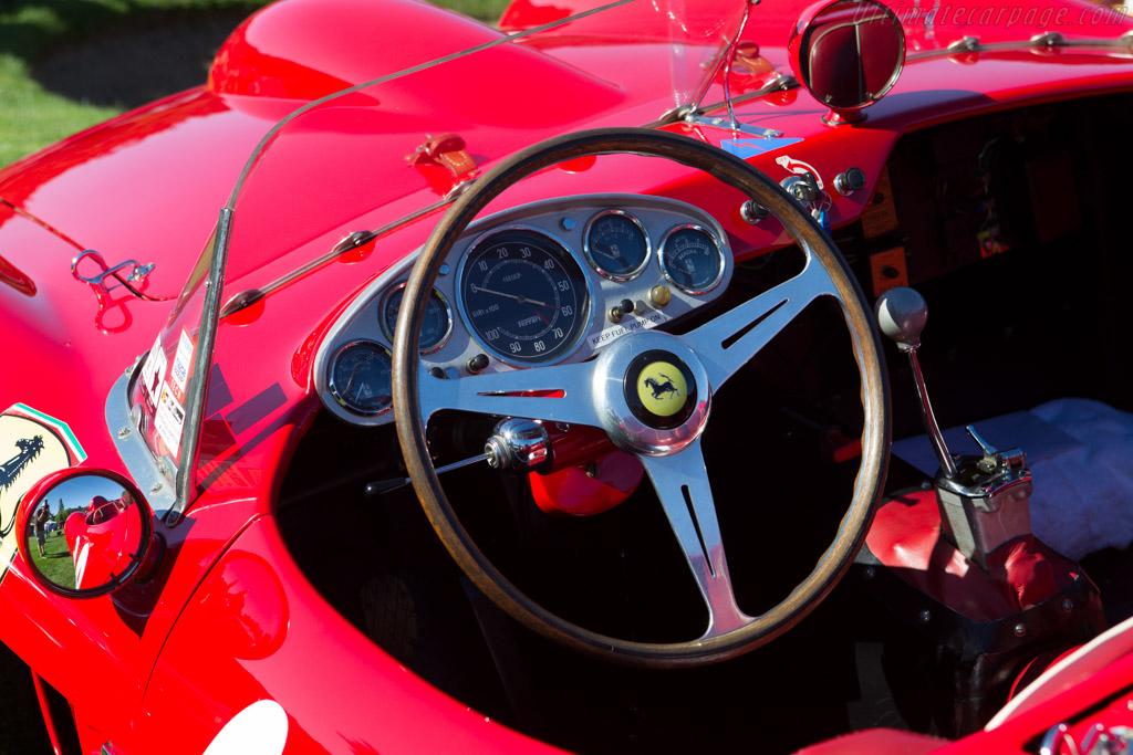 Ferrari 250 TR - Chassis: 0756TR - Entrant: Chris Cox  - 2013 The Quail, a Motorsports Gathering