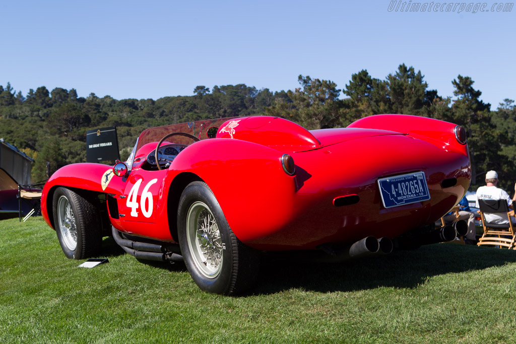 Ferrari 250 TR - Chassis: 0756TR - Entrant: Chris Cox  - 2013 The Quail, a Motorsports Gathering