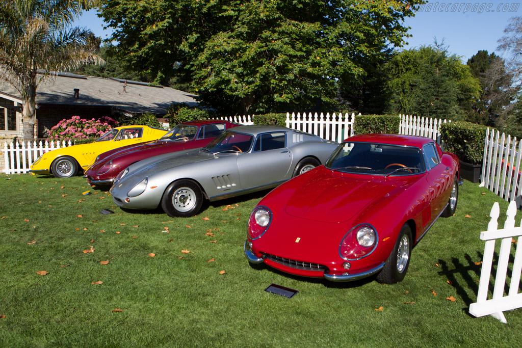 Ferrari 275 GTB/4 - Chassis: 09931 - Entrant: Bob & Michele Cohen  - 2013 The Quail, a Motorsports Gathering