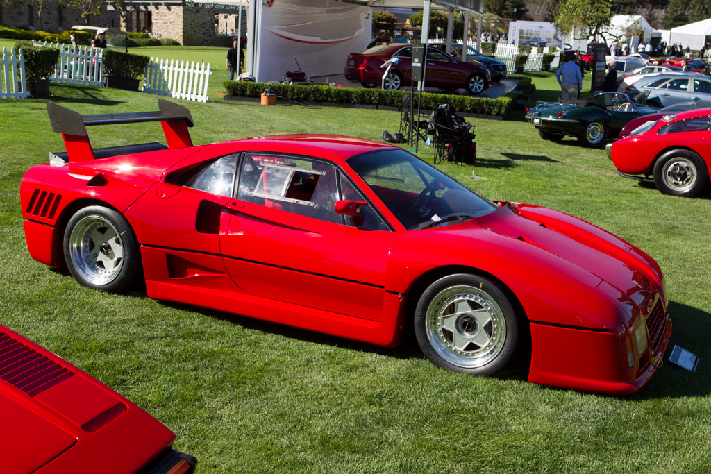 Ferrari 288 GTO Evoluzione - Chassis: 79888 - Entrant: Slipstream LLC  - 2013 The Quail, a Motorsports Gathering