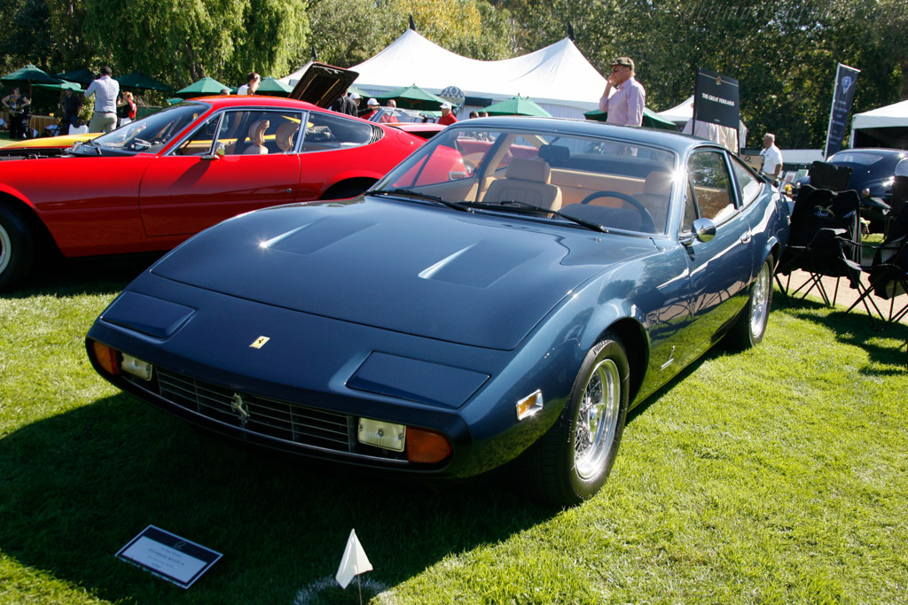 Ferrari 365 GTC/4 - Chassis: 15197 - Entrant: Robert & Pamela Funari  - 2013 The Quail, a Motorsports Gathering
