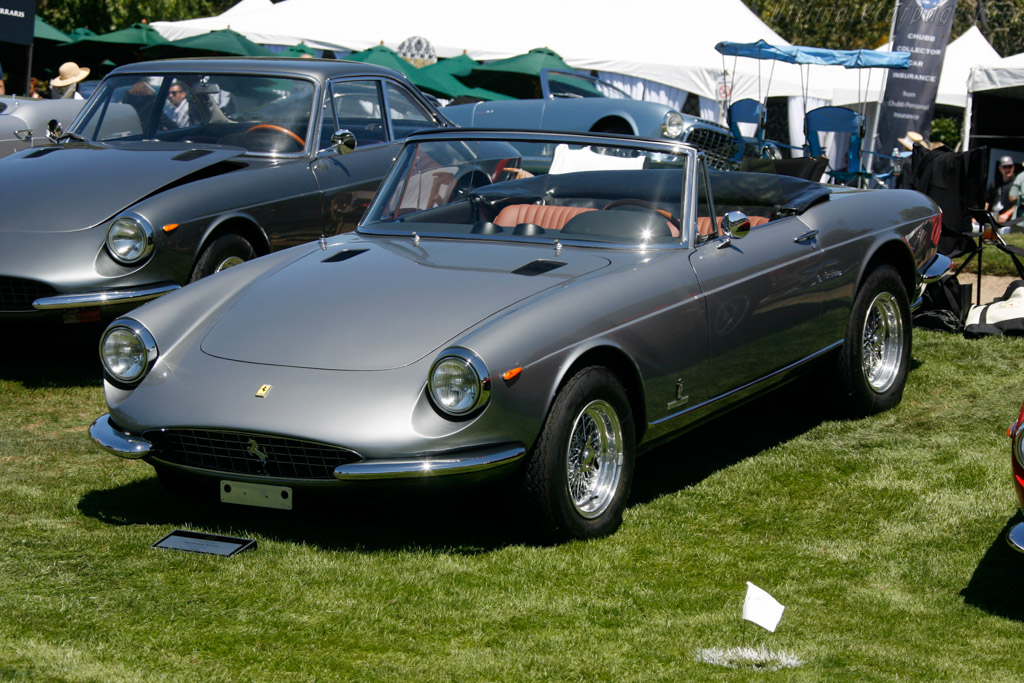Ferrari 365 GTS - Chassis: 12473 - Entrant: Gwen Price  - 2013 The Quail, a Motorsports Gathering
