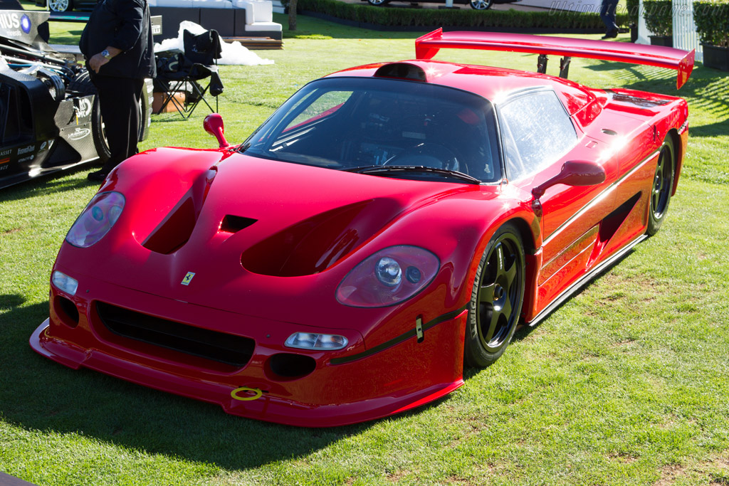 Ferrari F50 GT - Chassis: 001 - Entrant: Art Zafiropoulo  - 2013 The Quail, a Motorsports Gathering