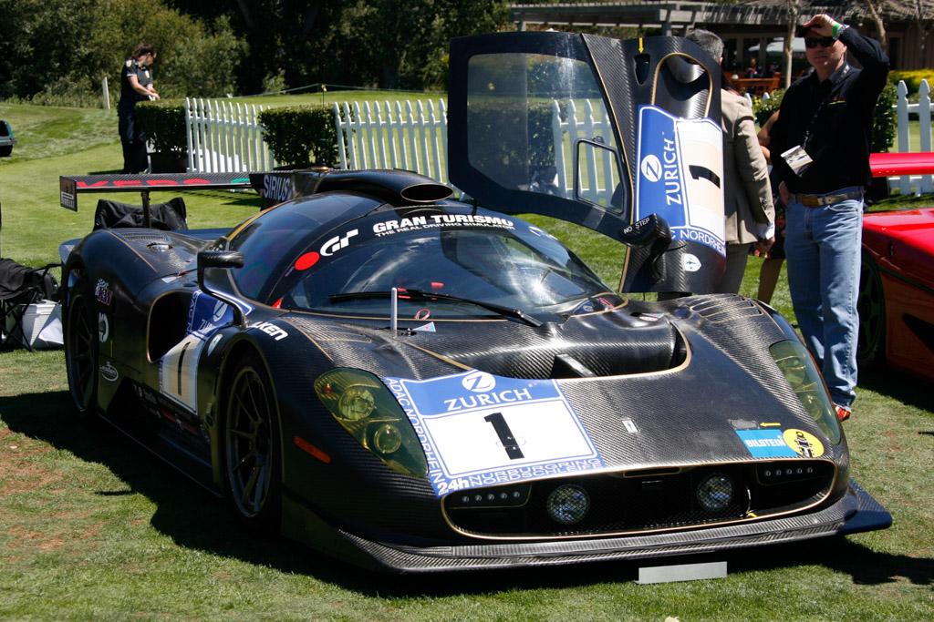 Ferrari P4/5 Competizione - Chassis: 167108 - Entrant: James M. Glickenhaus  - 2013 The Quail, a Motorsports Gathering