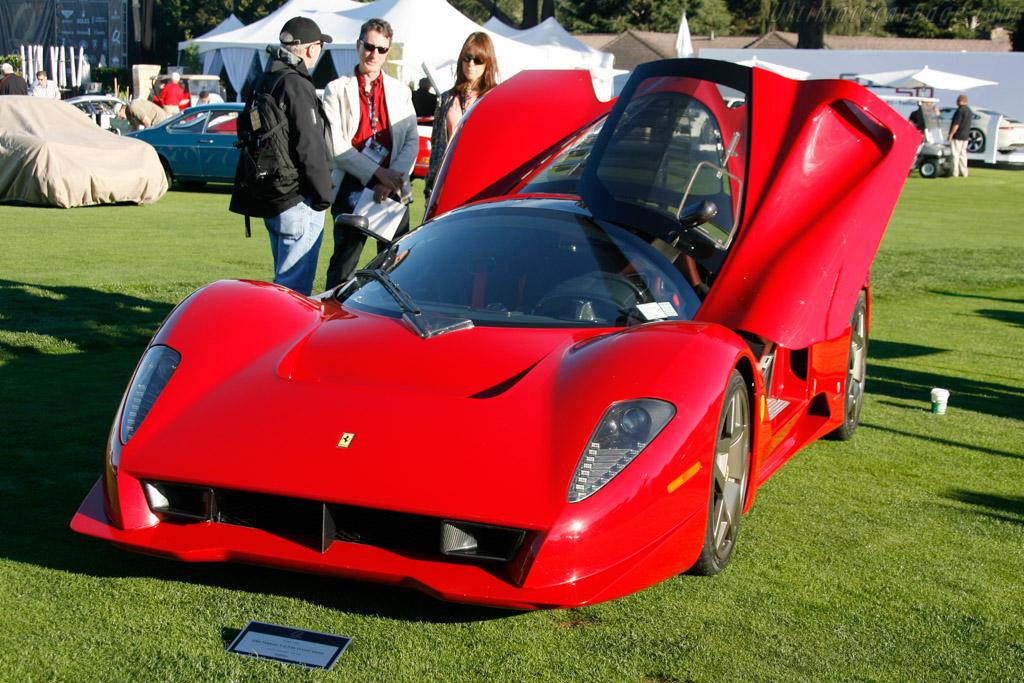 Ferrari P4/5 by Pininfarina - Chassis: 135441 - Entrant: James M. Glickenhaus  - 2013 The Quail, a Motorsports Gathering