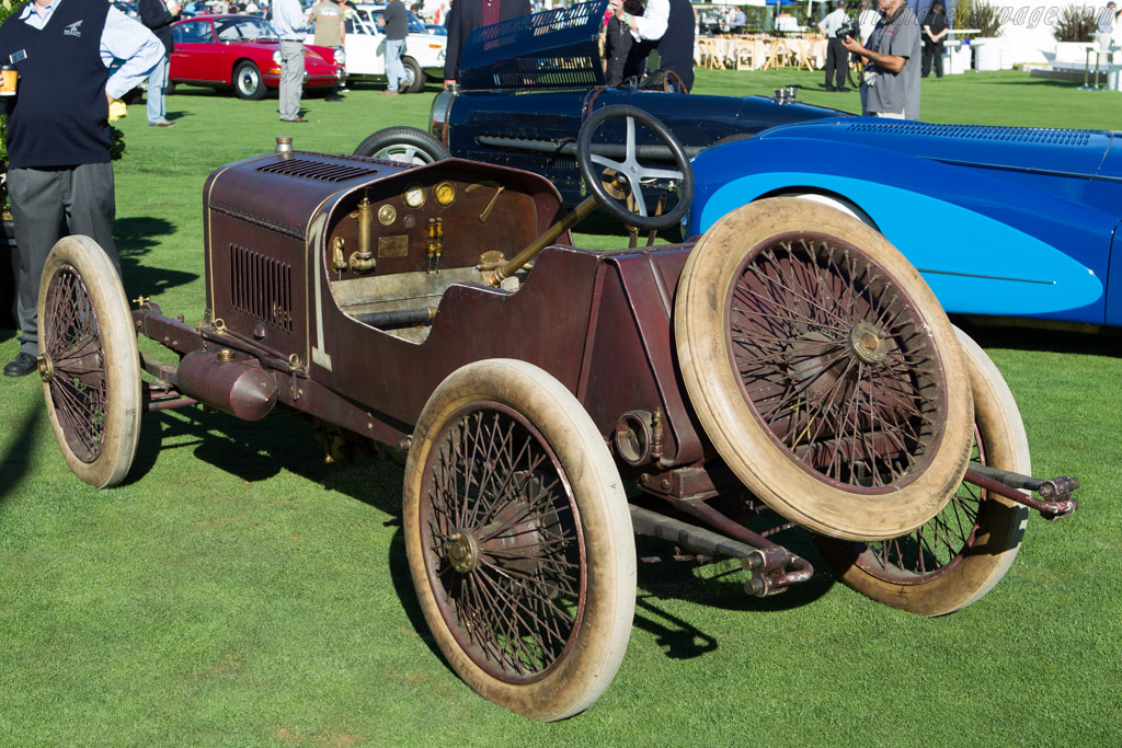 Hispano Suiza Alphonse XIII Voiturette - Chassis: 814 - Entrant: Mullin Automotive Museum  - 2013 The Quail, a Motorsports Gathering