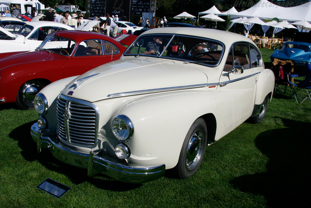Hotchkiss Gregoire - Chassis: 750-1248 - Entrant: Tampa Bay Automobile Museum - 2013 The Quail, a Motorsports Gathering