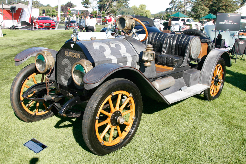 Hudson Speedster - Chassis: 10188 - Entrant: Donnie Crevier  - 2013 The Quail, a Motorsports Gathering