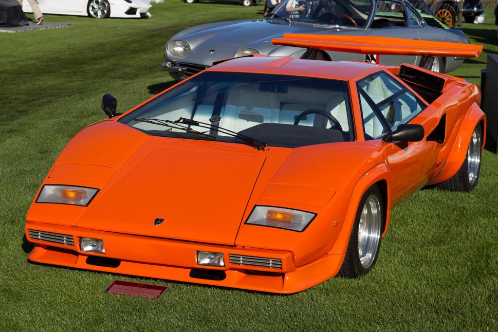 Lamborghini Countach LP400  - Entrant: Andrew J. Hurwich  - 2013 The Quail, a Motorsports Gathering