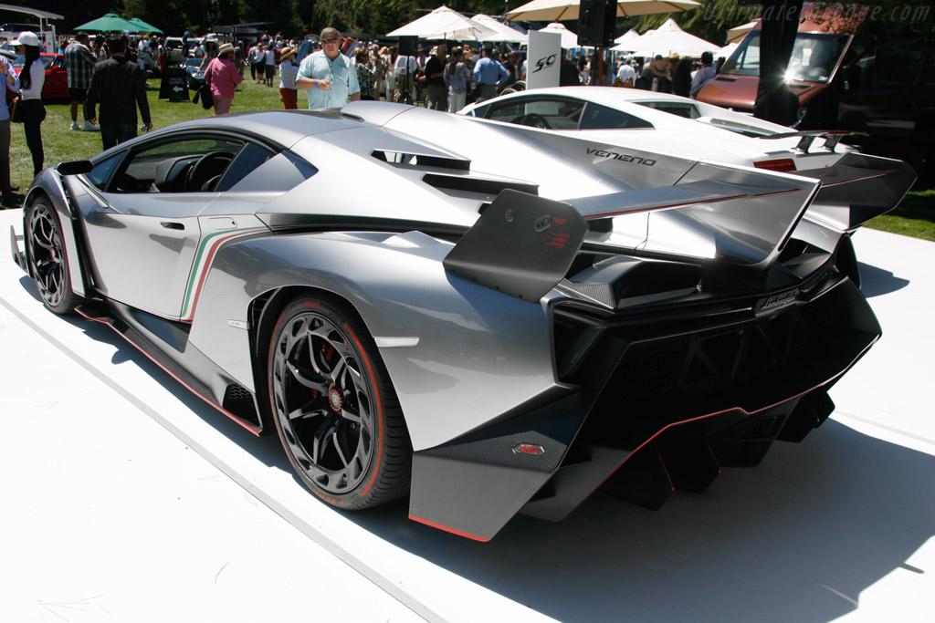 Lamborghini Veneno  - Entrant: Lamborghini  - 2013 The Quail, a Motorsports Gathering