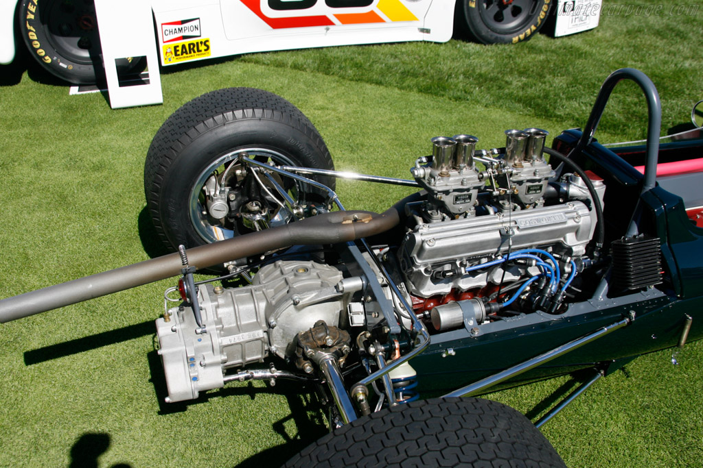 Lotus 35 F2 - Chassis: 23 - Entrant: Michael Plitkins  - 2013 The Quail, a Motorsports Gathering