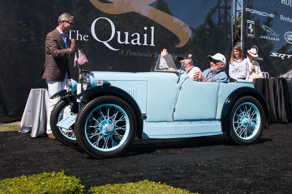MG M Type - Chassis: 2M 1336 - Entrant: Bob & Margie Zwart  - 2013 The Quail, a Motorsports Gathering