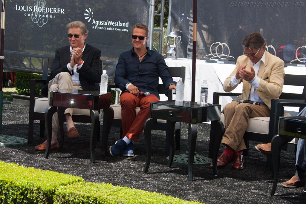 Michael Schumacher    - 2013 The Quail, a Motorsports Gathering