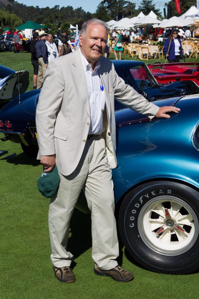 Pete Brock    - 2013 The Quail, a Motorsports Gathering