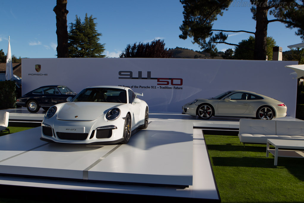 Porsche 911 GT3    - 2013 The Quail, a Motorsports Gathering