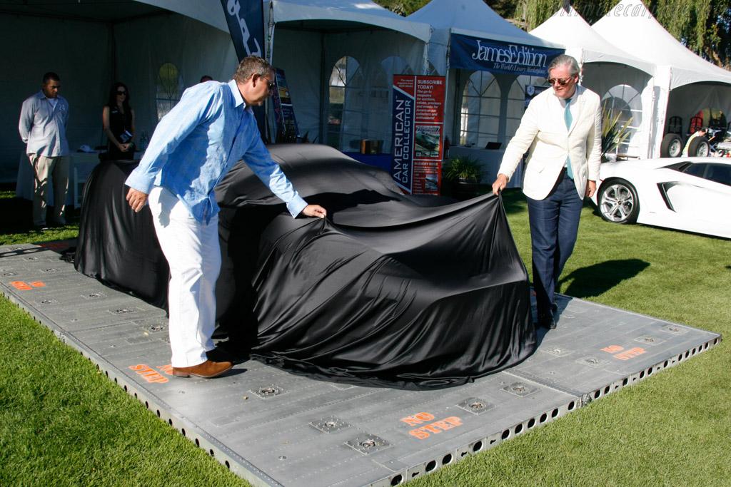 Spyker B6 Venator Spyder  - Entrant: Spyker Cars  - 2013 The Quail, a Motorsports Gathering