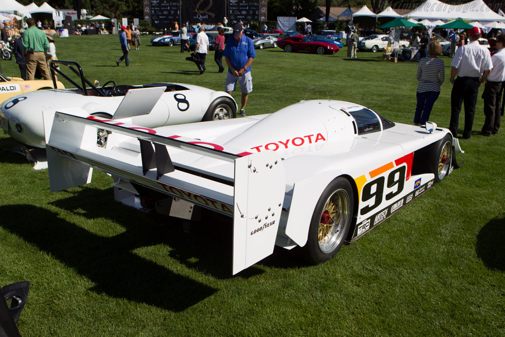 Toyota-Eagle Mk III - Chassis: WFO-91-003 - Entrant: Toyota Motor Sales U.S.A.  - 2013 The Quail, a Motorsports Gathering