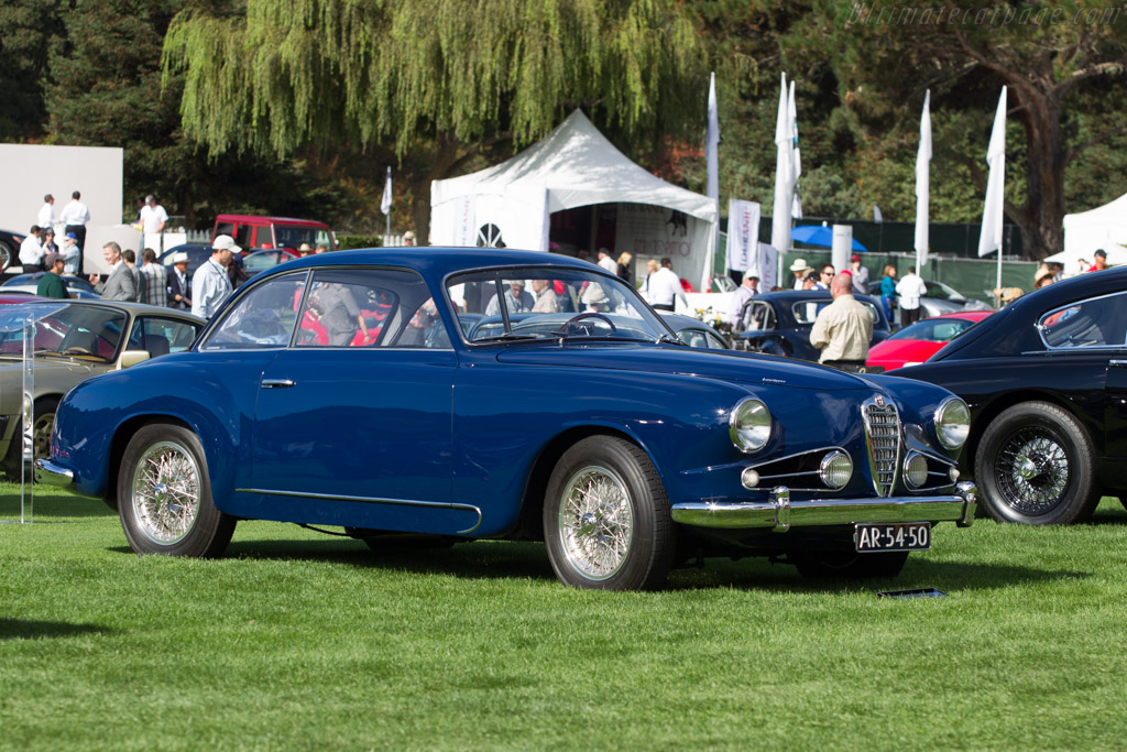 Alfa Romeo 1900C SS Touring Coupe  - Entrant: Joe Hurwich  - 2014 The Quail, a Motorsports Gathering