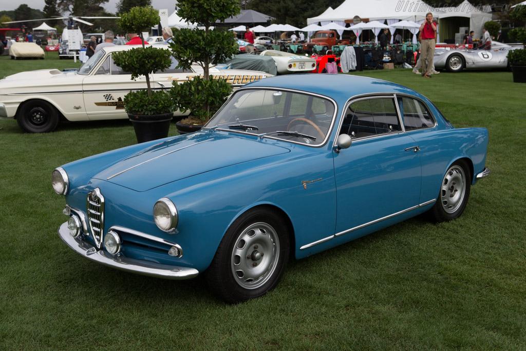 Alfa Romeo Giulietta Sprint Veloce Lightweight Entrant Mark