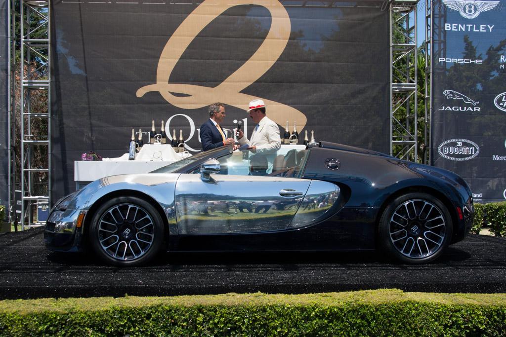 Bugatti 16.4 Veyron Grand Sport 'Ettore Bugatti' - Chassis: VF9SV2C23FM795058   - 2014 The Quail, a Motorsports Gathering