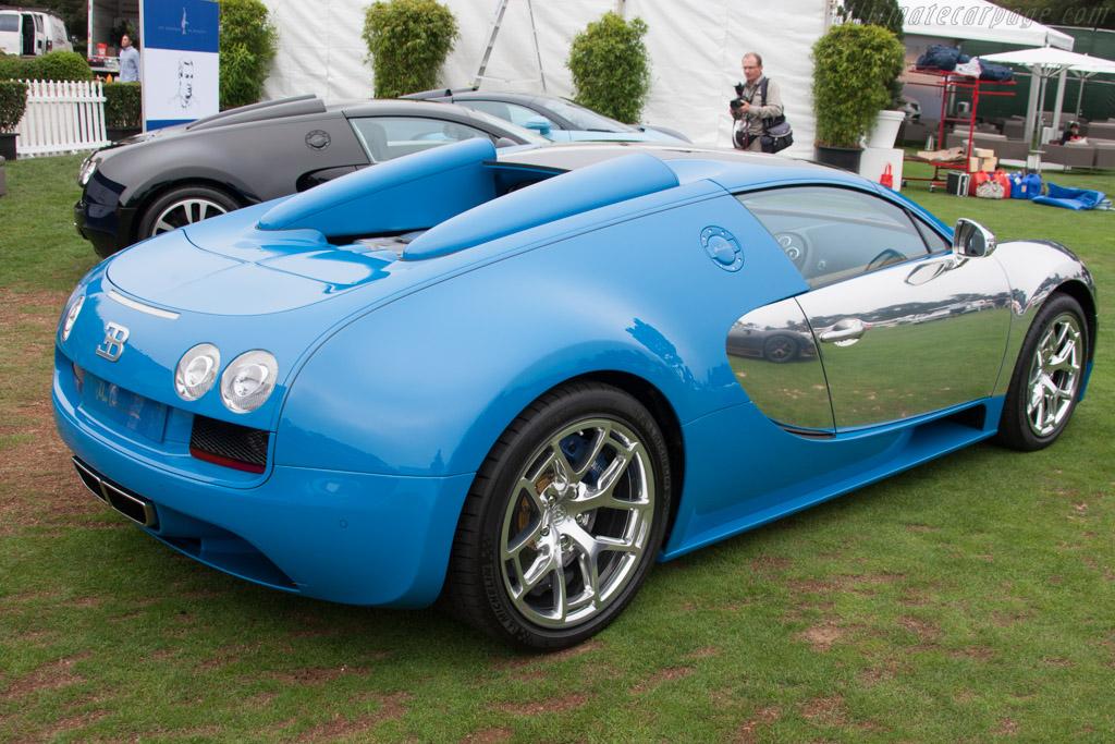 Bugatti 16.4 Veyron Grand Sport 'Meo Constantini' - Chassis: VF9SV25284M795065   - 2014 The Quail, a Motorsports Gathering
