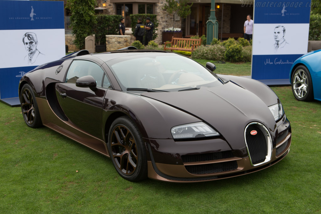 Bugatti 16.4 Veyron Grand Sport 'Rembrand Bugatti' - Chassis: VF9SV25274M795025   - 2014 The Quail, a Motorsports Gathering