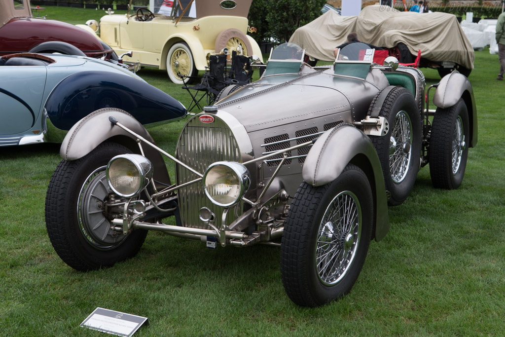 Bugatti Type 57 S Competition Roadster  - Entrant: Jim Hull  - 2014 The Quail, a Motorsports Gathering