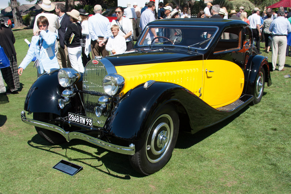 Bugatti Type 57 Ventoux - Chassis: 57286 - Entrant: Bruce Meyer  - 2014 The Quail, a Motorsports Gathering