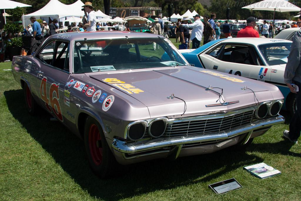 Chevrolet Camaro SS NASCAR  - Entrant: Shaun B. Coleman  - 2014 The Quail, a Motorsports Gathering