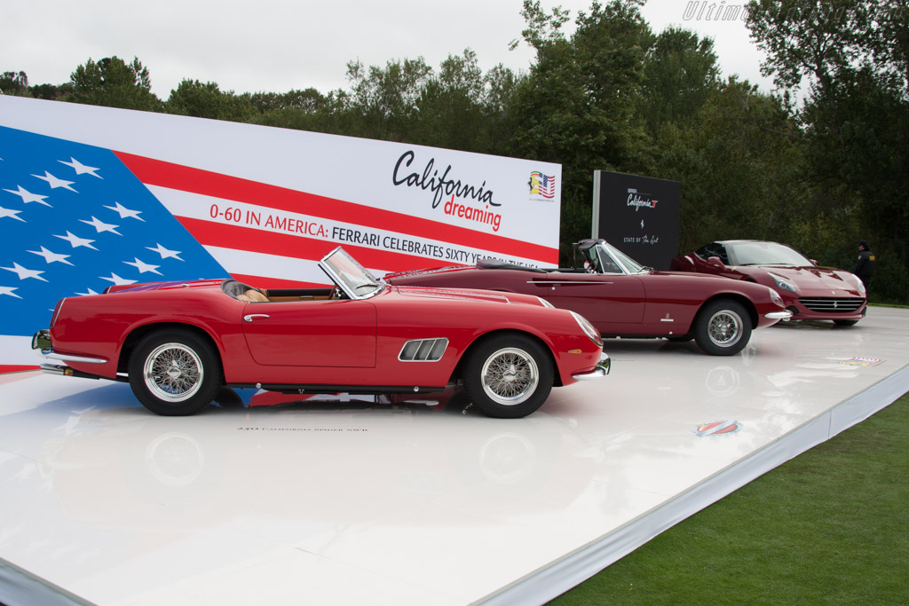 Ferrari 250 GT SWB California Spyder - Chassis: 4137GT   - 2014 The Quail, a Motorsports Gathering