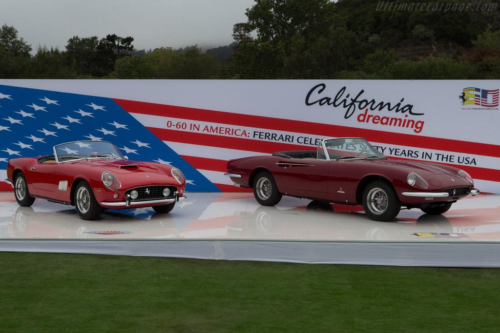 Ferrari 365 California    - 2014 The Quail, a Motorsports Gathering