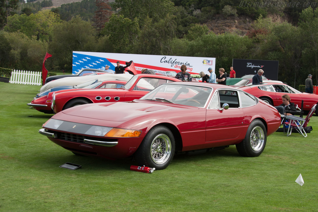 Ferrari 365 GTB/4 Daytona  - Entrant: John Champion  - 2014 The Quail, a Motorsports Gathering