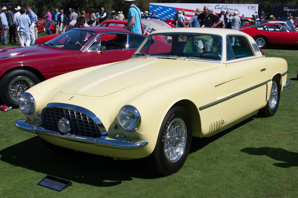 Ferrari 375 America Vignale Coupe - Chassis: 0337AL - Entrant: Scott D. Morris  - 2014 The Quail, a Motorsports Gathering
