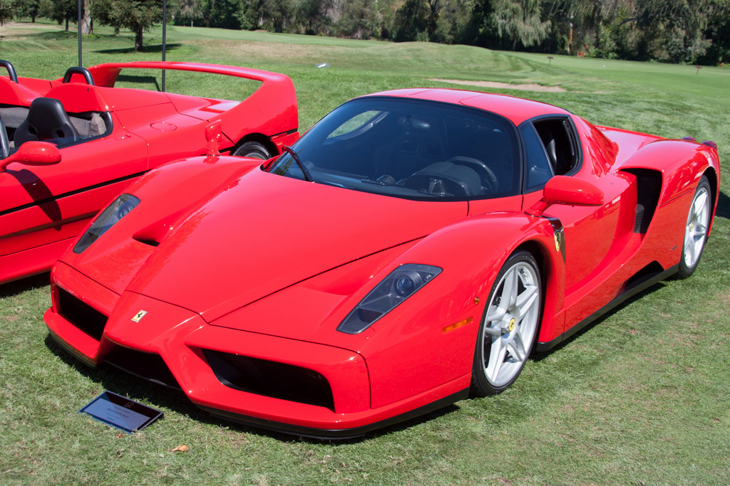 Ferrari Enzo - Chassis: 128798 - Entrant: David SK Lee  - 2014 The Quail, a Motorsports Gathering