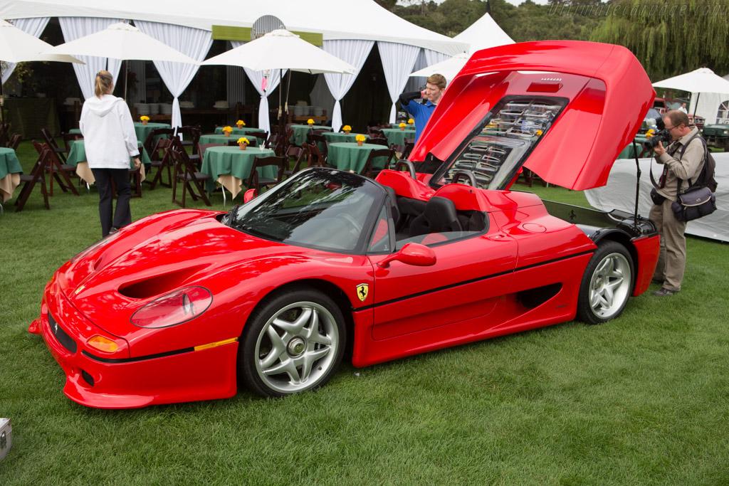 Ferrari F50 - Chassis: 103907 - Entrant: Mike Tsai  - 2014 The Quail, a Motorsports Gathering