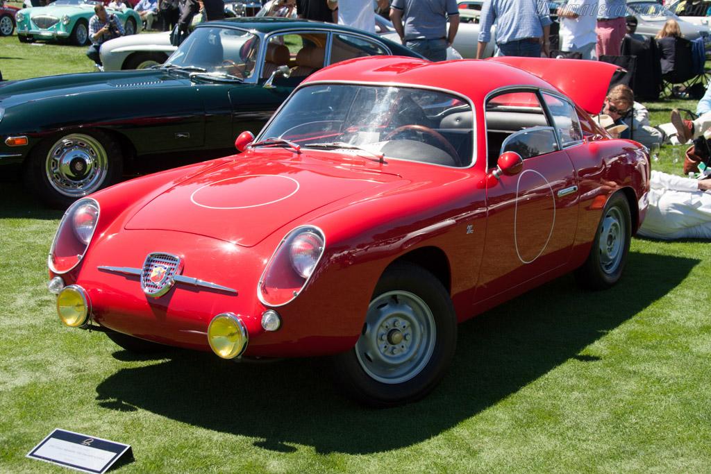 Fiat Abarth 750 Zagato Corsa Entrant Carl Gustav