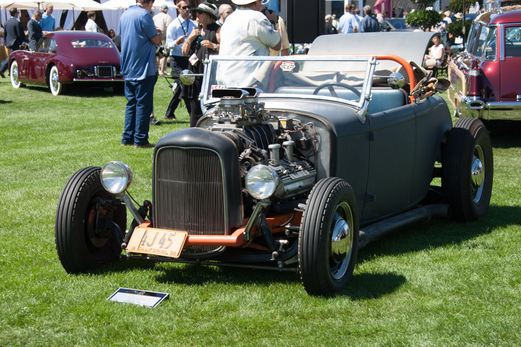 Ford '32 Roadster  - Entrant: Roger Hoffmann  - 2014 The Quail, a Motorsports Gathering