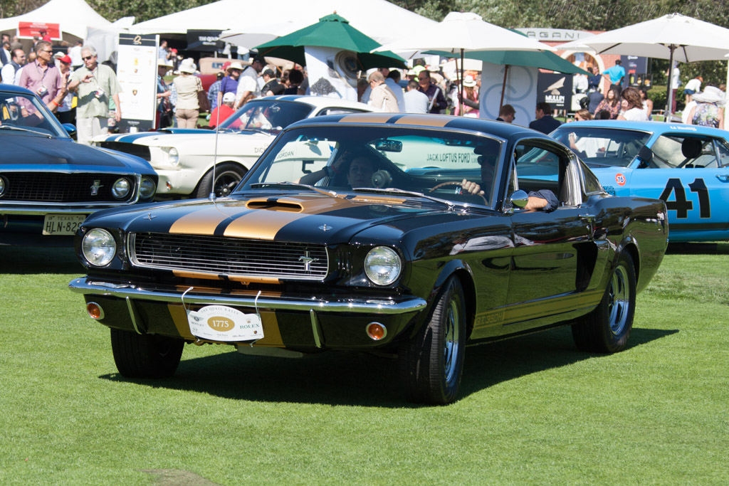 Ford Shelby Mustang GT350 H - Chassis: SFM6S801 - Entrant: Bill Scheffler  - 2014 The Quail, a Motorsports Gathering