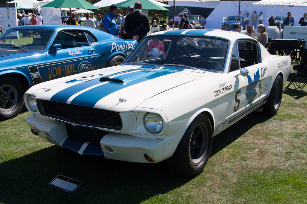 Ford Shelby Mustang Gt350 R Chassis Sfm5r106 Entrant