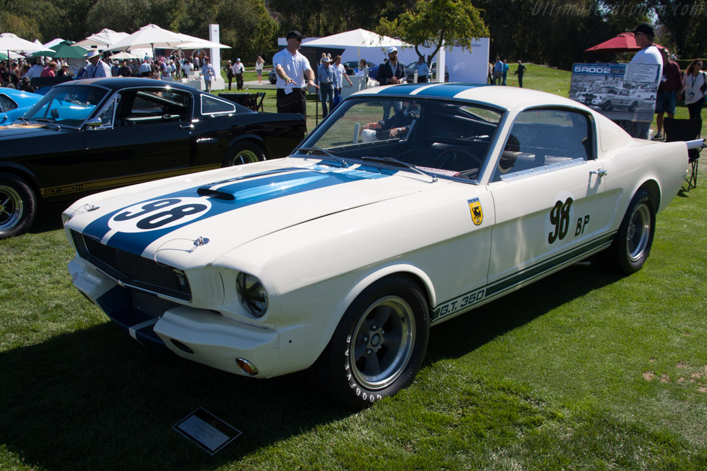 Ford Shelby Mustang GT350 R - Chassis: SFM5R002 - Entrant: John Atzbach  - 2014 The Quail, a Motorsports Gathering